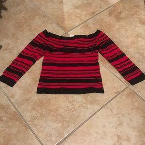 Mini skirt wide neck